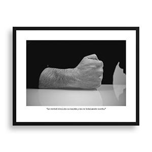 Fotografía original Día 4 con marco negro