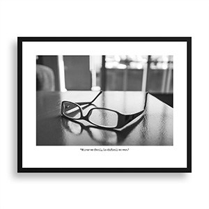 Fotografía original Día 6 con marco negro