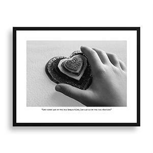 Fotografía original Día 7 con marco negro