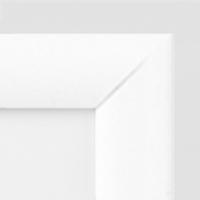 Aluminio Blanco Lacado Mate