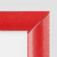 Aluminio Rojo Lacado Mate