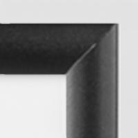 Aluminio Negro Lacado Mate