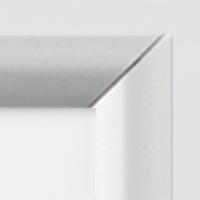 Aluminio Plata Mate Anonizado